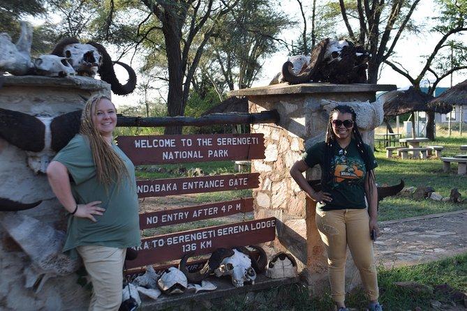 Serengeti Day Trip Safari From Mwanza Tanzania