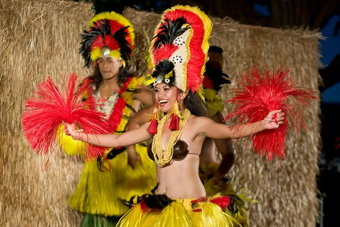 Maui Nui Luau at the Sheraton Ticket