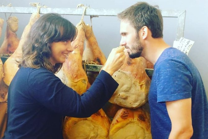 Parmigiano cheese and Parma ham Tour