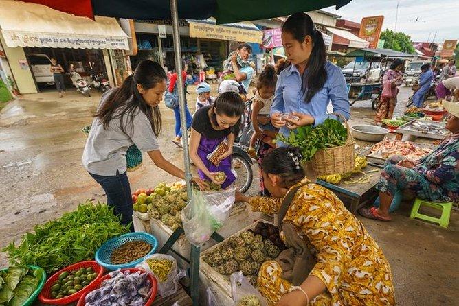 Siem Reap Evening Street Food Tour