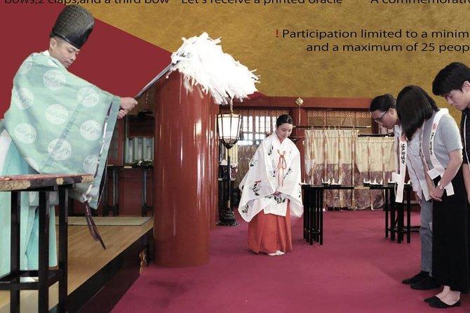 Discovering Shinto at Kanda Myoujin