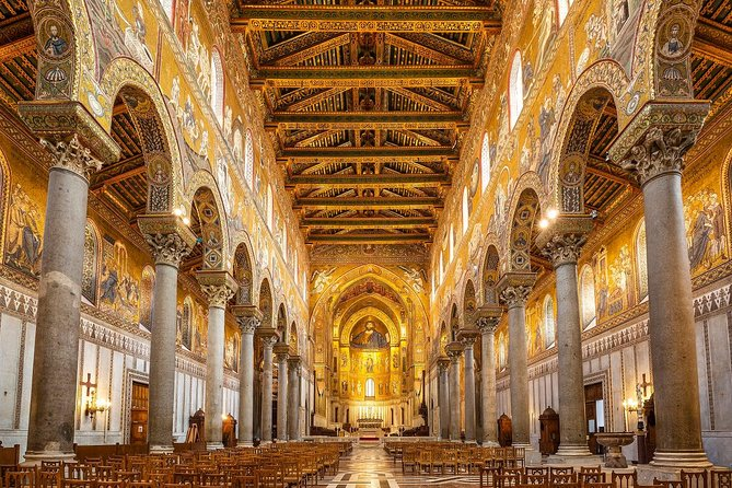 Monreale and Cefalù private tour with tour guide