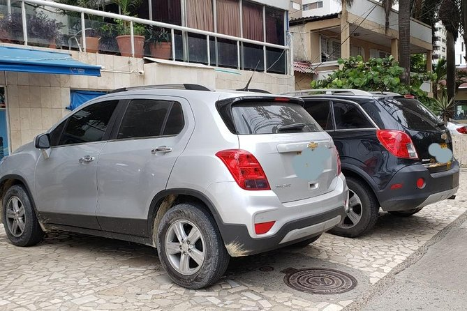 Private transfer for arrivals: from Cartagena airport to the hotel