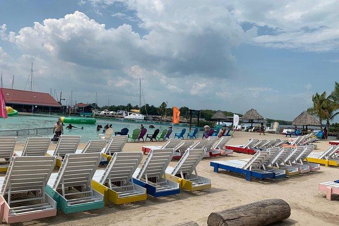 Kukumba Beach and Belize City Tour