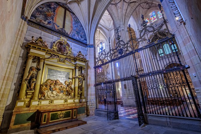 "Guided tour ""Meet the Lady of the Cathedrals"""