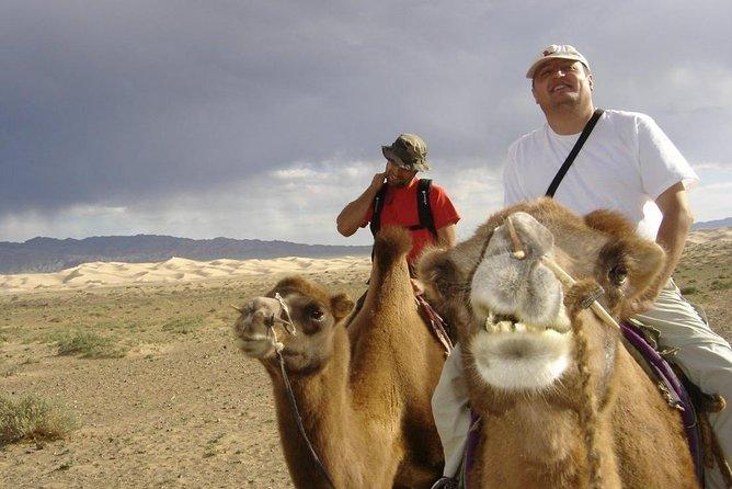 1 Day Semi-Gobi Tour with Lunch And Enjoying Camel or Horseback
