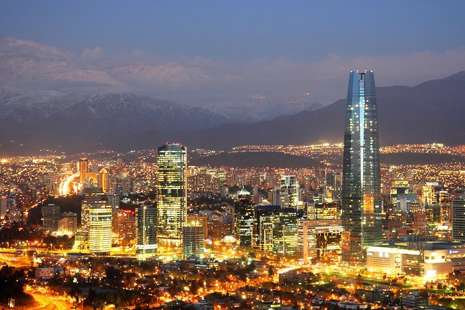 Private City Tour Santiago
