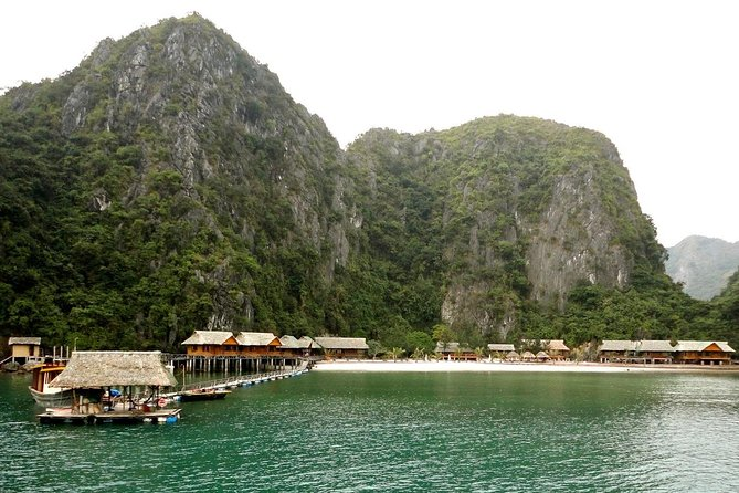 Halong Bay 3 Days 2 Nights (Silver Sea Cruise + Sandy Beach Resort)