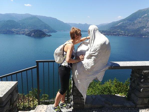 HIKING TOUR: VARENNA, Castle of VEZIO Villa MONASTERO, FIUMELATTE