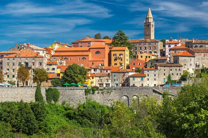 Highlights of Istria - Shore Excursion from Rijeka