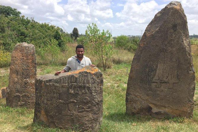 Excursion to Melka Kuntre, Tiya and Adadi Mariam