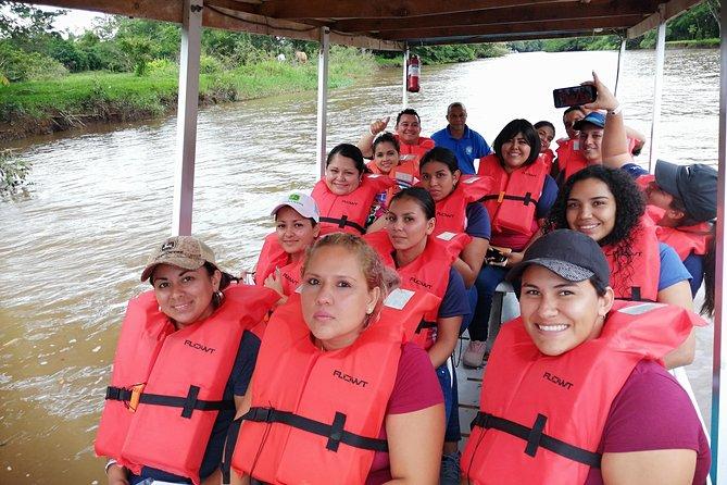 Boat Tour Caño Negro
