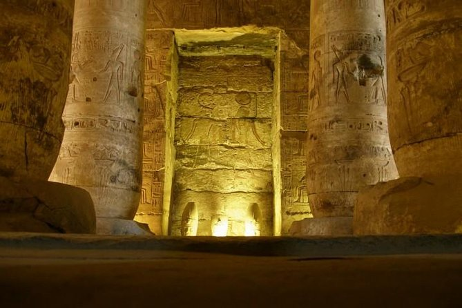 Day Tour To Dendera And Abydos