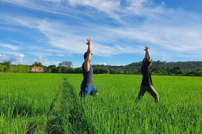 Half-Day Yoga & Meditation Retreat in Chiang Mai