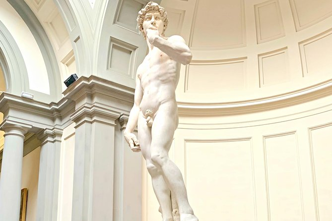 Private Tour: Skip-the-Line Accademia Gallery and Michelangelo's David Tour