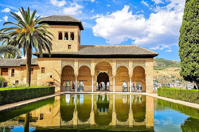 Alhambra Palace Guided Tour (several options)