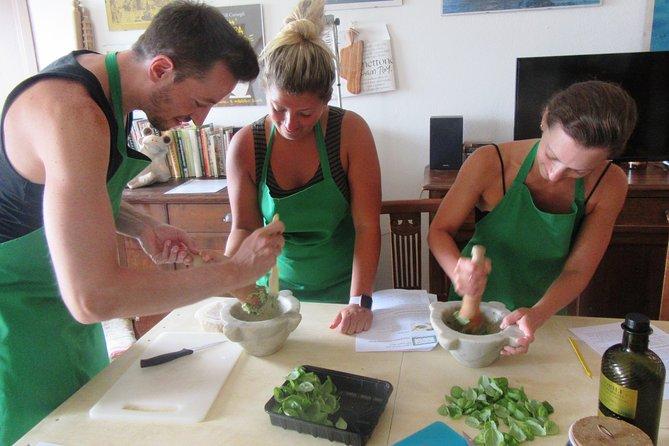 Ligurian cooking classes