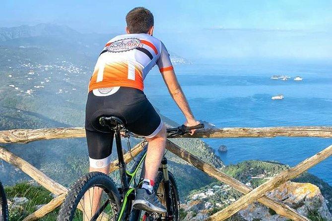 Punta Campanella & Monte S. Costanzo Bike Tour