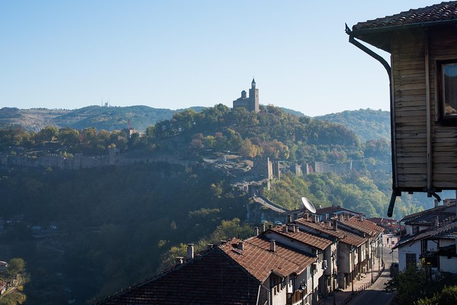 Private Day Trip to Bulgaria and Veliko Tarnovo from Bucharest