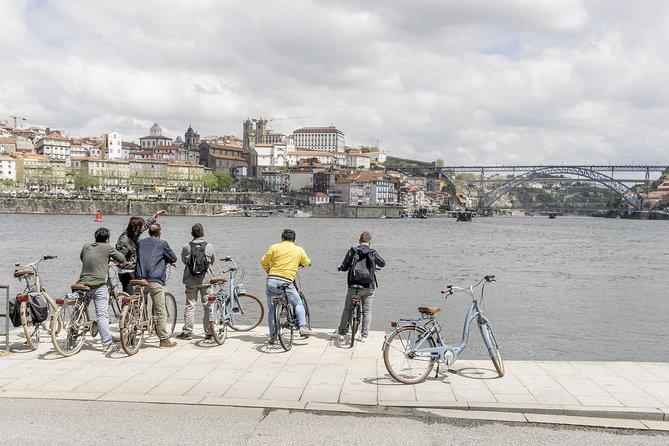 3-Hour Porto Bike Tour