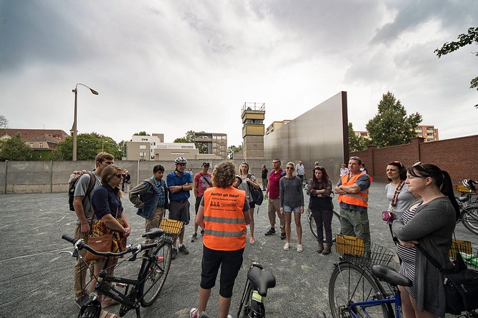 Berlin Wall and Cold War Bike Tour in Small Groups