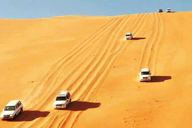 Private Full Day Liwa Desert Safari Tour with Lunch From Dubai