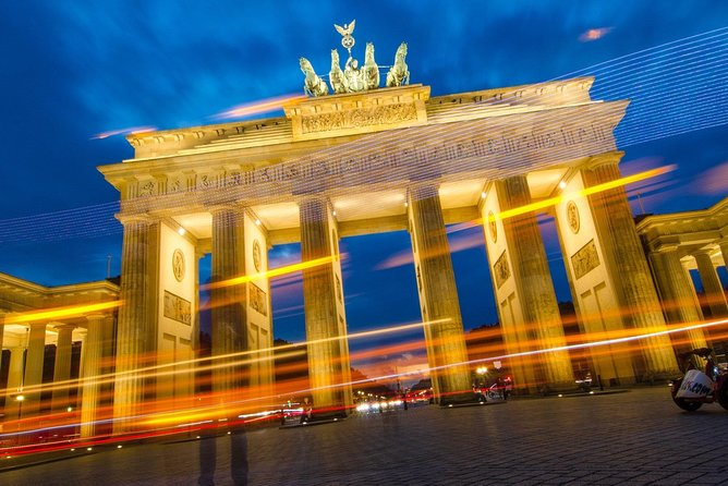 Get to Know Berlin – The Berlin's great attractions private tour with N. Jakob