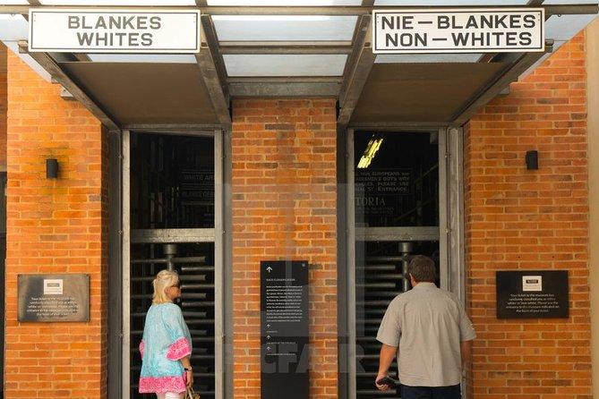 Soweto & Apartheid Museum Cultural Tour incl Nelson Mandela House Visit