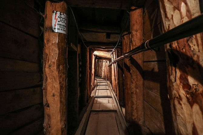 War Tunnel Tour in Sarajevo