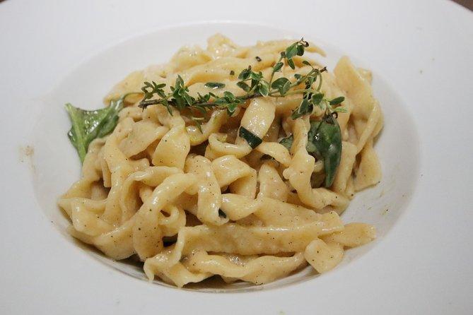 Make Pasta Fresca And WineTasting