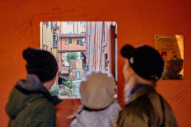 Private City Kickstart Tour: Bologna