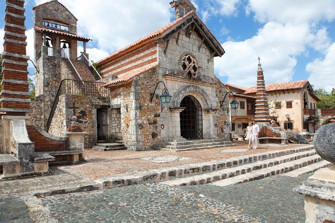 Altos de Chavon City Tour