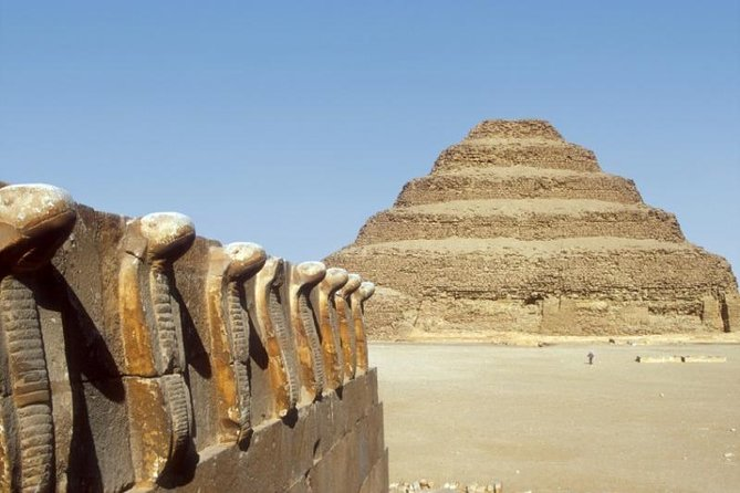 Amazing Cairo Day Tour by bus from Sharm El Sheikh