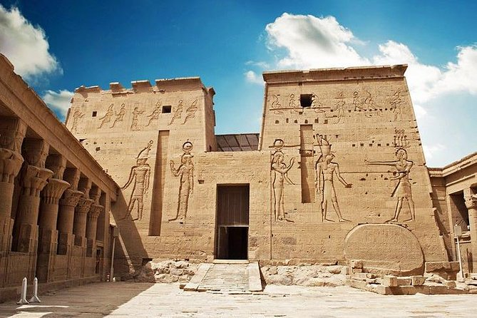 Aswan Day Tour Visiting Philae Temple, Unfinished Obelisk and High Dam in Aswan