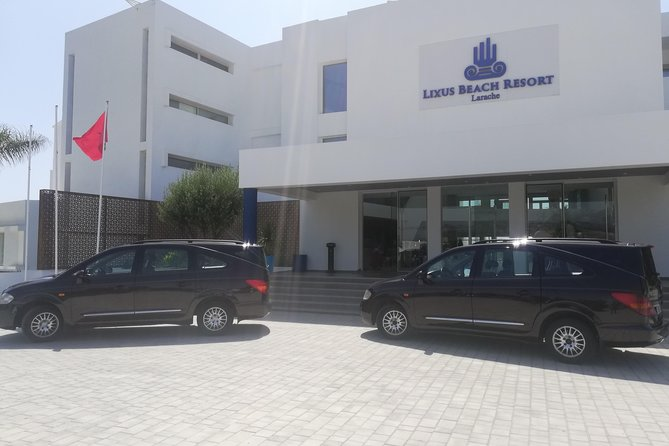Private transfer: from Casablanca to Rabat