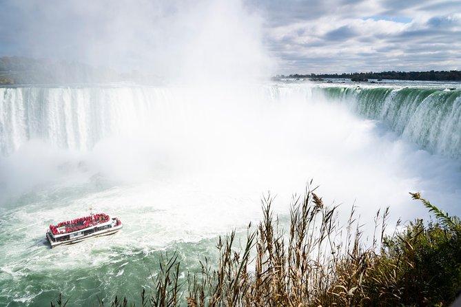 Niagara Falls One Day Sightseeing Tour from Toronto