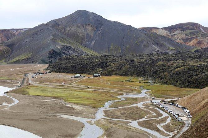 Iceland: Landmannalaugar ecotour with PhD guide