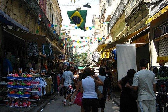Guided shopping tour in the Sahara and Rio Antigo