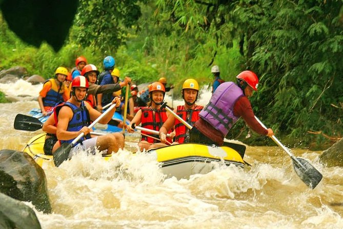 Whitewater Rafting 5 KM Only