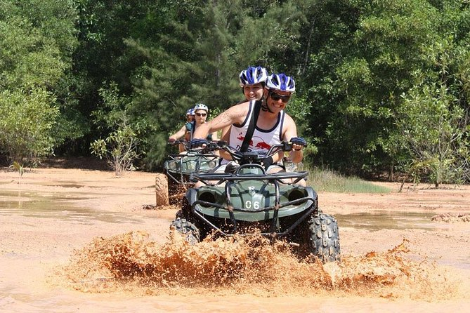 ATV Bike Tours 2 hours with Transfer
