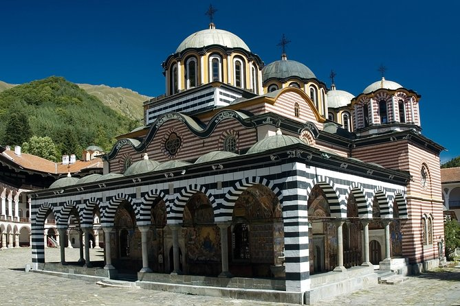 Private Day Trip to Rila Monastery and Wine Tasting