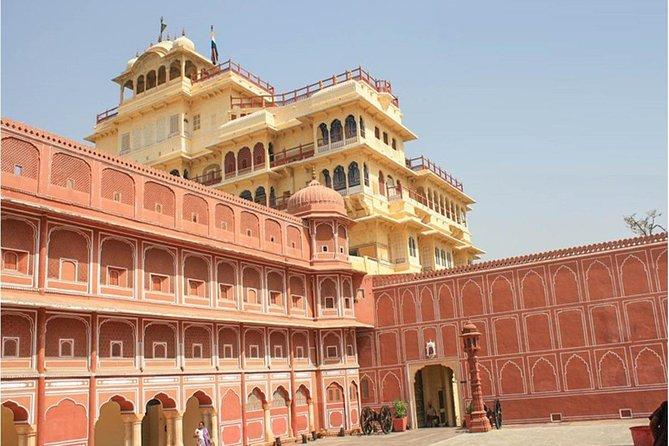 Same Day Agra to Jaipur Tour by AC Car
