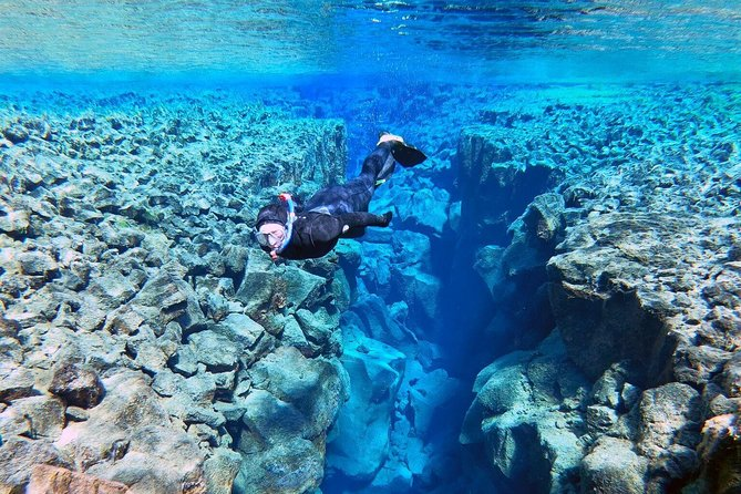 Silfra Wetsuit Snorkeling with pick up   Free Photos
