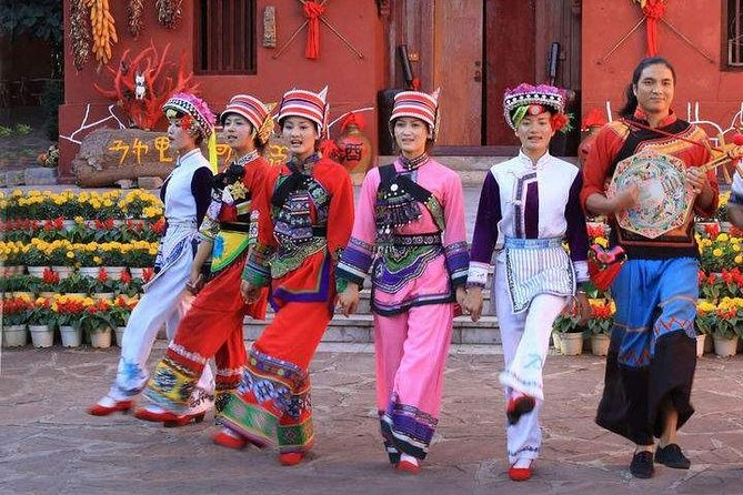 Private day tour to Kunming national village and west hill with Lunch