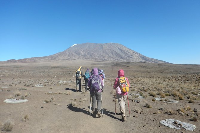 Climbing Mt. Kilimanjaro using Machame Route