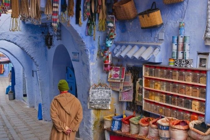 private transfer one-way from fez to chefchaouen