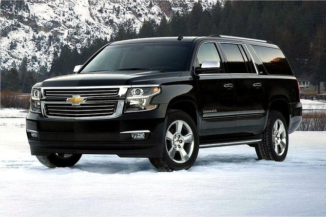 Departure Private Transfer Palm Springs or San Diego to Los Angeles LAX by SUV