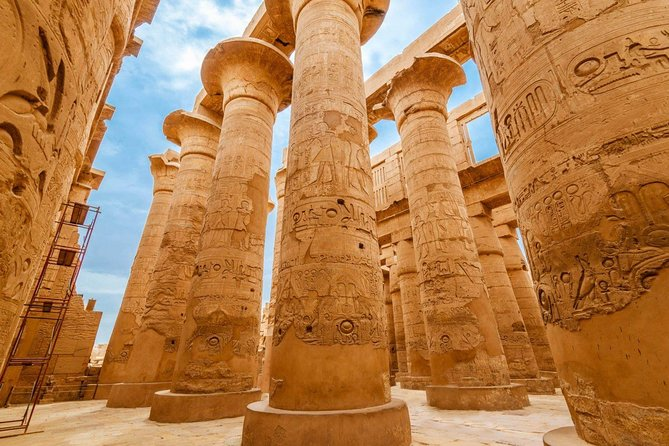 Tour to Luxor from Marsa Alam