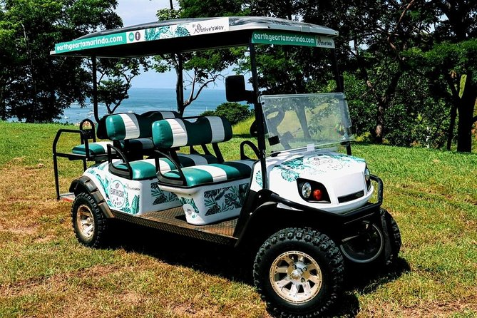 Tamarindo 6 Seat Golf Cart Rental with Delivery