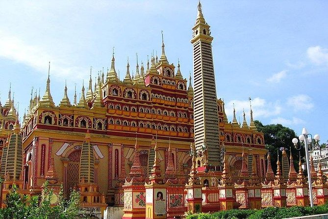 Touring in Monywa one night and transfer to Bagan